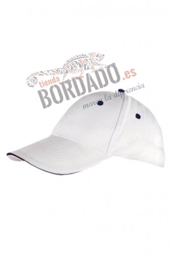 Gorra Panel Roly (Pack 25 unidades)